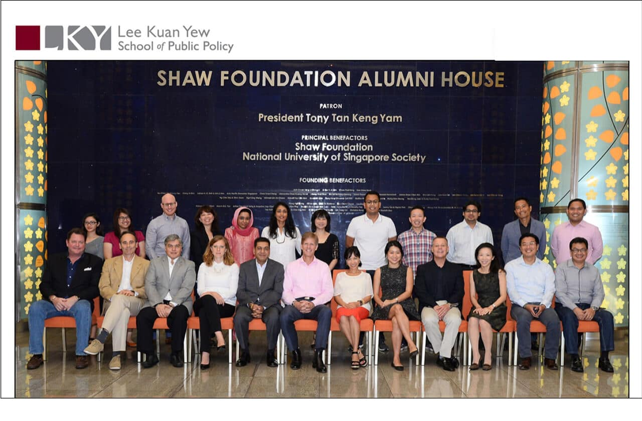 show foundation alumni group picture